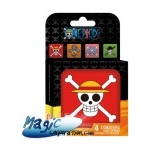 "ONE PIECE - Set 4 Dessous de verre - ""Skulls"""