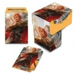 Deck Box Ultra Pro - Force Of Will - Feu - Acc
