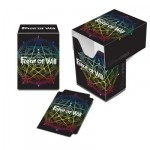 Deck Box Ultra Pro - Force Of Will - Magic Circle - Acc
