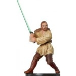 23 - Qui-Gon Jinn [Star Wars Miniatures - Clone Strike]