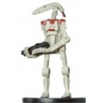 46 - Security Battle Droid [Star Wars Miniatures - Clone Strike]