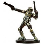 29 - Kashyyyk Trooper [Star Wars Miniatures - Champions of the Force]
