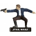 07 - Han Solo, Rogue [Star Wars Miniatures - Alliance and Empire]