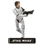 08 - Han Solo in Stormtrooper Armor [Star Wars Miniatures - Alliance and Empire]