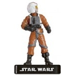 20 - Rebel Pilot [Star Wars Miniatures - Alliance and Empire]