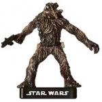 23 - Wookiee Freedom Fighter [Star Wars Miniatures - Alliance and Empire]
