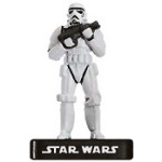 34 - Stormtrooper [Star Wars Miniatures - Alliance and Empire]