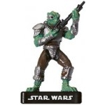 55 - Trandoshan Mercenary [Star Wars Miniatures - Alliance and Empire]