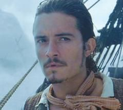 020 - 	Will Turner (Crew)  - Pirates of the Caribbean