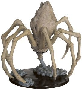 52 - Knobby White Spider [Star Wars Miniatures - The Force Unleashed]