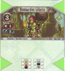 165 - Commune - Bombardier Gobelin [Biolith Rebellion 2 - Cartes The Eye of judgment]