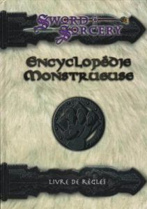 JDR: Sword Sorcery - Encyclopedie Monstrueuse