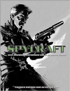 RPG: Spycraft - D20 System Espionage Role-Playing Game