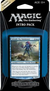 Magic 2013 - Intro Pack Abysses du pouvoir (en français)
