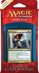 Gatecrash - Intro Pack Simic Synthesis (en anglais)