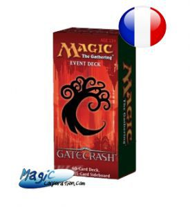 Insurrection / Gatecrash - Event Deck : Foisonnement mortel - Bleu/Rouge/Vert - (en français)