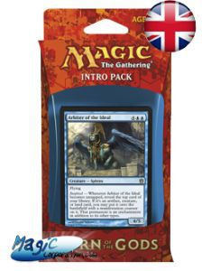 Born of the Gods / Créations Divines - Bleu/Noir - Intro Pack Deck - Inspiration-Struck - (EN ANGLAIS)