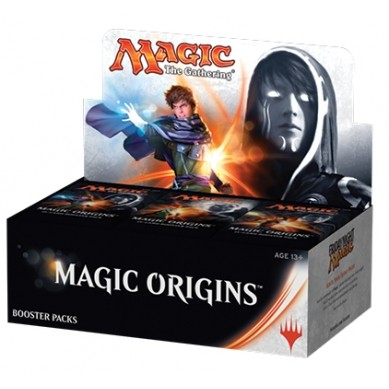 Magic Origins / Magic Origines - Boite de 36 boosters Magic - (EN ANGLAIS)