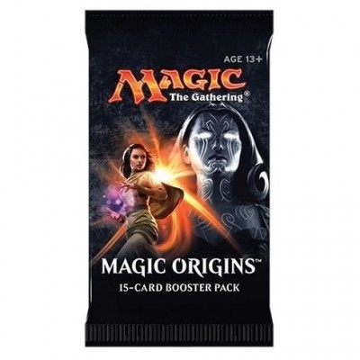 Magic Origins / Magic Origines - ORI - Booster de 15 cartes Magic - (EN ANGLAIS)