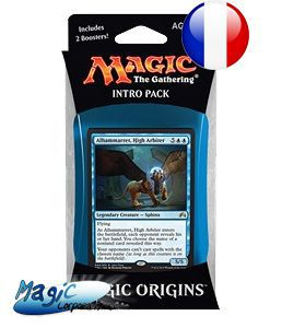 Magic Origines / Magic Origins - Blanc/Bleu - Intro Pack Deck - Ascendance céleste - (en Français)