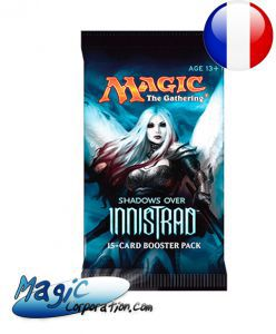 Ténèbres Sur Innistrad / Shadows Over Innistrad - Booster de 15 Cartes Magic - (en Français)