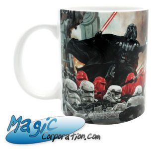 STAR WARS - Mug/Tasse - 320 ml - Bataille Empire