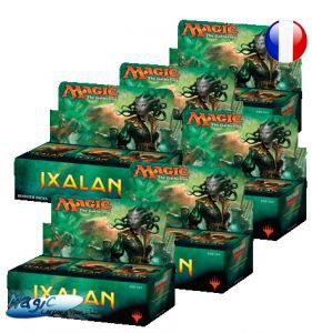 IXALAN - Carton De 6 Boites De 36 Boosters Magic - (en Français)