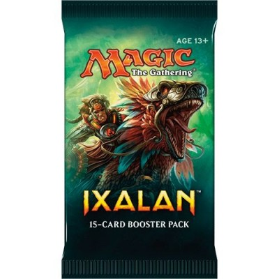 IXALAN - Booster de 15 Cartes Magic - (EN ANGLAIS)
