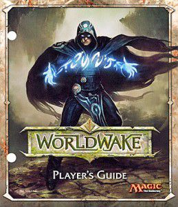 Magic L'Assemblée - Worldwake - Player's guide - (EN ANGLAIS)