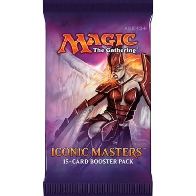 Iconic Masters - Booster Magic - (en Anglais)