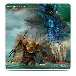 Tapis De Jeu  Ultra Pro - Double - Duel Deck PlayMat - Merfolk VS Gobelins- ACC