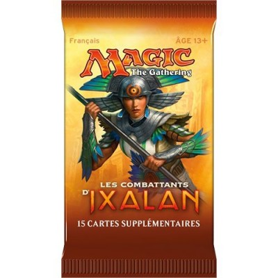RIVALS OF IXALAN - Booster de 15 Cartes Magic - (en Français)