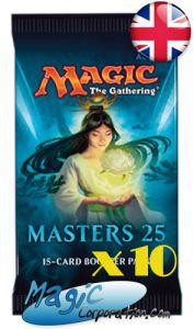Masters 25 - M25 - Lot 10 Boosters Magic - (en Anglais)