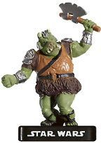 44 - Gamorrean Guard [Star Wars Miniatures - Alliance and Empire]
