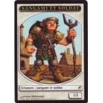 Tokens Magic Accessoires Pour Cartes Token/Jeton - Lorwyn - Sangami Et Soldat