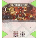 The Eye of Judgment Autres jeux de cartes 001 - Commune -  Mage des flammes [Biolith Rebellion - Cartes The Eye of judgment]