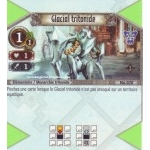 The Eye of Judgment Autres jeux de cartes 020 - Commune -  Glacial tritonide [Biolith Rebellion - Cartes The Eye of judgment]