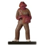 Star Wars Miniatures - The Force Unleashed Star Wars Miniatures 17 - Mon Calamari Medic [Star Wars Miniatures - The Force Unleashed]