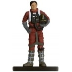 Star Wars Miniatures - The Force Unleashed Star Wars Miniatures 27 - Wedge Antilles, Red Two [Star Wars Miniatures - The Force Unleashed]