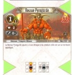 The Eye of Judgment Autres jeux de cartes 112 - Commune - Recrue pyrogarde [Biolith Rebellion 2 - Cartes The Eye of judgment]