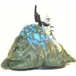 Star Wars Miniatures - The Clone Wars Star Wars Miniatures 008 - Clone Trooper on Gelagrub [Star Wars Miniatures The Clone Wars]