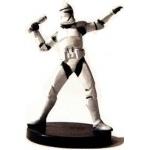 Star Wars Miniatures - The Clone Wars Star Wars Miniatures 011 - Elite Clone Trooper Grenadier [Star Wars Miniatures The Clone Wars]