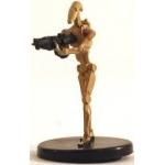 Star Wars Miniatures - The Clone Wars Star Wars Miniatures 022 - Battle Droid [Star Wars Miniatures The Clone Wars]