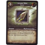 WoW Minis - Cartes à l'unité [Core Set] WoW Miniatures Game 06 - Arcane Shot [Cartes WOW miniatures]