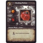 WoW Minis - Cartes à l'unité [Core Set] WoW Miniatures Game 87 - Healing Potion [Cartes WOW miniatures]