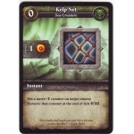 WoW Minis - Cartes à l'unité [Core Set] WoW Miniatures Game 80 - Kelp Net [Cartes WOW miniatures]