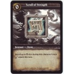 WoW Minis - Cartes à l'unité [Core Set] WoW Miniatures Game 90 - Scroll of Strength [Cartes WOW miniatures]