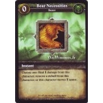 WoW Minis - Cartes à l'unité [Spoils of War] WoW Miniatures Game 06 - Bear Necessities [Cartes WOW minis: Spoils of War]