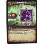 WoW Minis - Cartes à l'unité [Spoils of War] WoW Miniatures Game 07 - Blood Bond [Cartes WOW minis: Spoils of War]