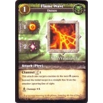WoW Minis - Cartes à l'unité [Spoils of War] WoW Miniatures Game 15 - Flame Wave [Cartes WOW minis: Spoils of War]